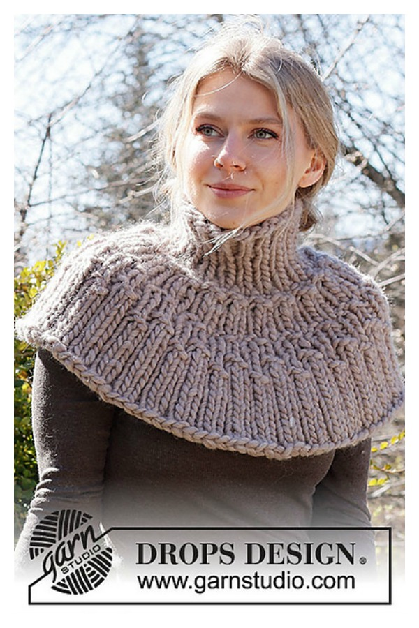 Easy Neck Warmer Free Knitting Pattern - Page 2 of 2