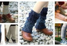 Leg Warmers Free Knitting Pattern