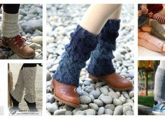 Leg Warmers Free Knitting Pattern