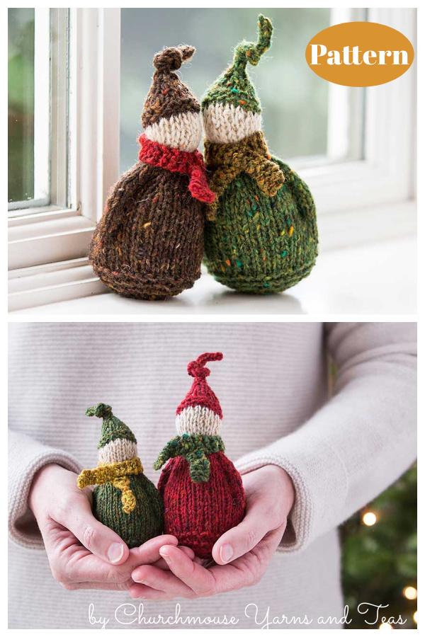Jolly Wee Elf Knitting Pattern