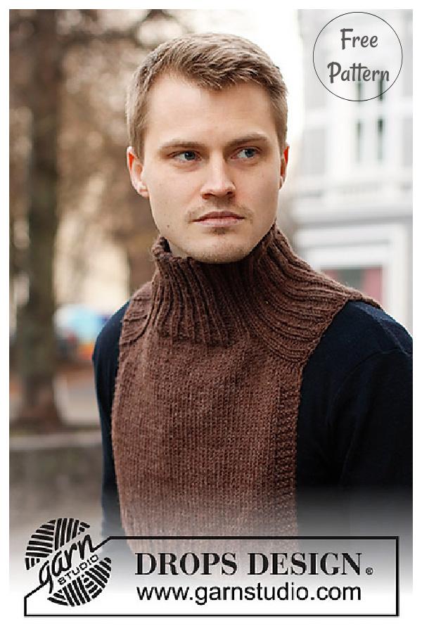 Layers of Winter Free Knitting Pattern