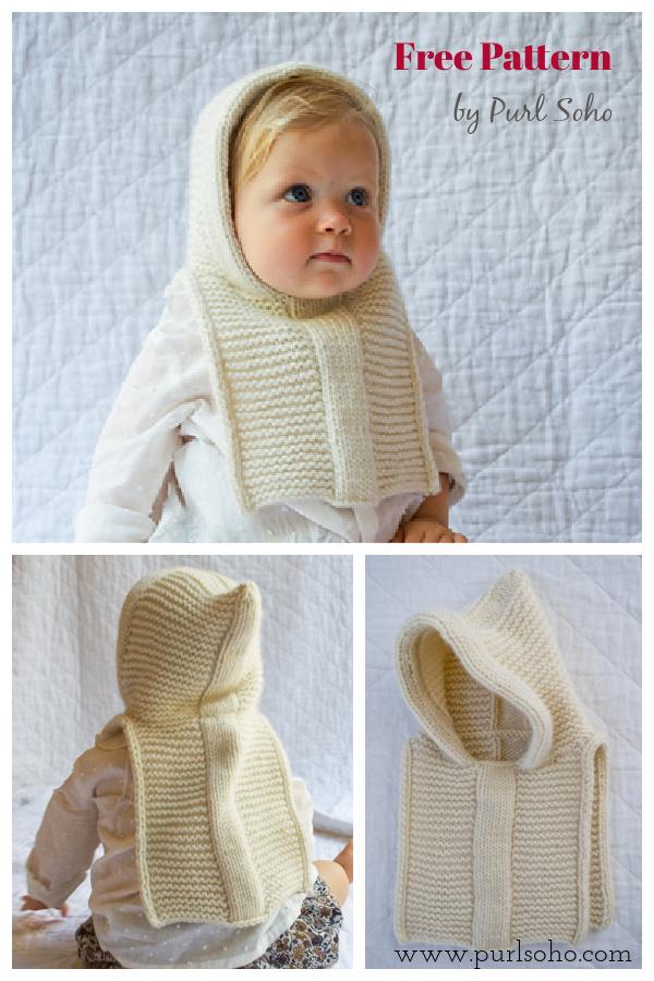 Petite Popover Free Knitting Pattern
