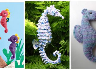 Seahorse Knitting Patterns