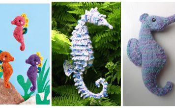 Seahorse Knitting Patterns
