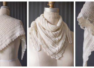 Seashore Scarf Free Knitting Pattern