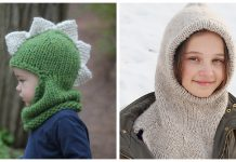 Balaclava Hat Knitting Patterns