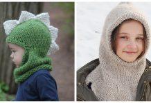 Balaclava Hat Knitting Patterns