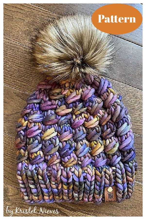 Lara Hat Knitting Pattern