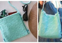 New Day Bag Free Knitting Pattern