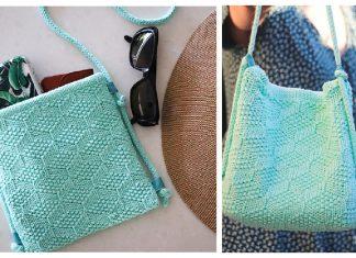 New Day Bag Free Knitting Pattern