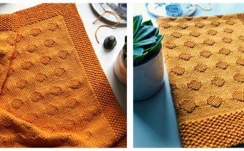 Take a Sunrise Blanket Free Knitting Pattern