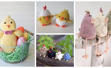 Adorable Chick Knitting Patterns