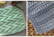 Easy Dishcloths Free Knitting Pattern