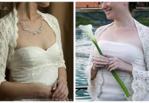 Wedding Shrug Free Knitting Patterns