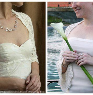 Wedding Shrug Free Knitting Patterns