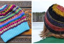 Scrap Buster Hat Knitting Patterns