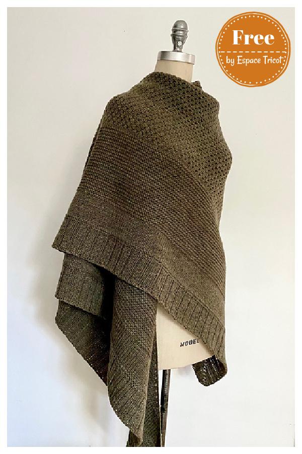Campfire Cozy Free Knitting Pattern