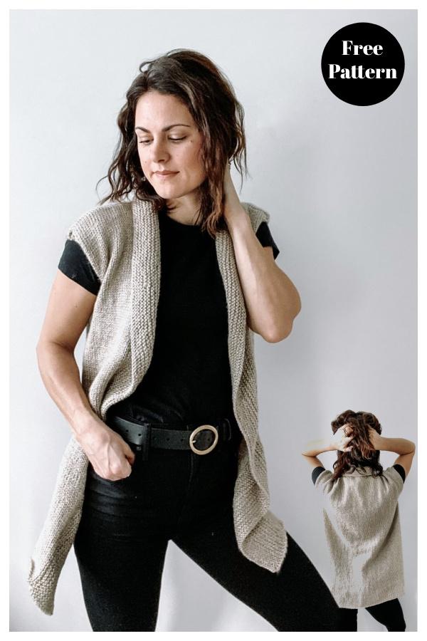 McInness Cardigan Free Knitting Pattern