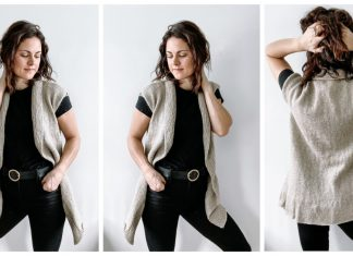 McInness Cardigan Free Knitting Pattern