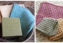 Spa Cloth Free Knitting Patterns