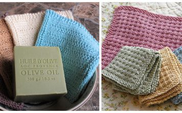Spa Cloth Free Knitting Patterns