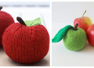 Apple Knitting Patterns