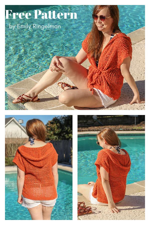 Opportune Lace Cardigan Free Knitting Pattern