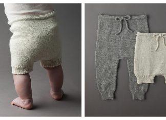 Smarty Pants Free Knitting Pattern