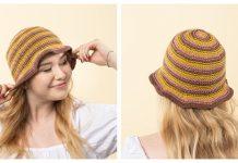 Sopka Bucket Hat Free Knitting Pattern