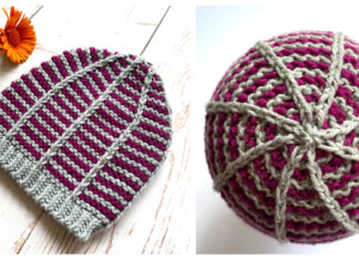 Peggotty Hat Free Knitting Pattern