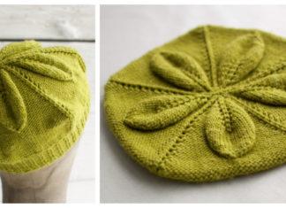 Crumpet Beret Free Knitting Pattern