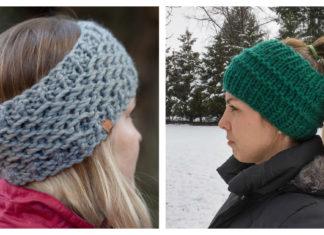 Ear Warmer Free Knitting Pattern