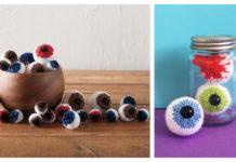 Eyeball Knitting Patterns