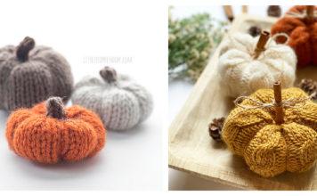 Little Pumpkin Free Knitting Pattern