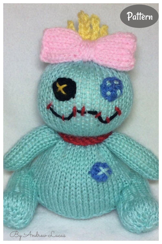 Scrump Doll Knitting Pattern