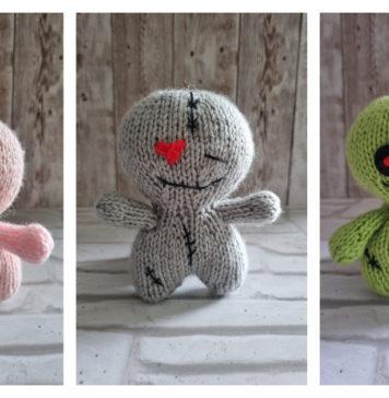 Scrump Doll Knitting Patterns